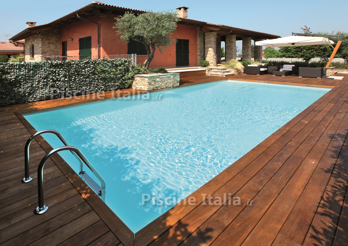 Piscine interrate in kit Futura - Immagine 2