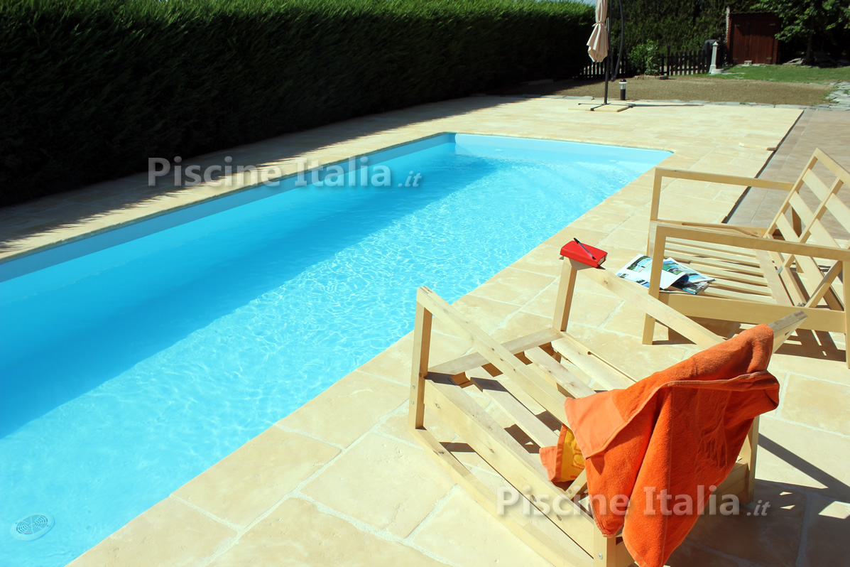 Piscine interrate in kit Futura - Immagine 4
