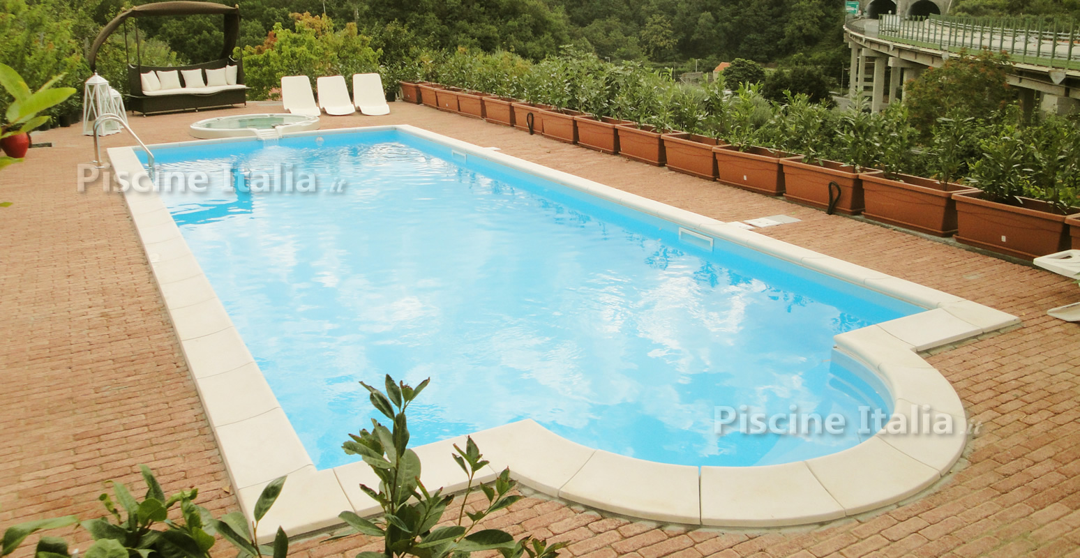 Piscine interrate in kit Futura - Immagine 5
