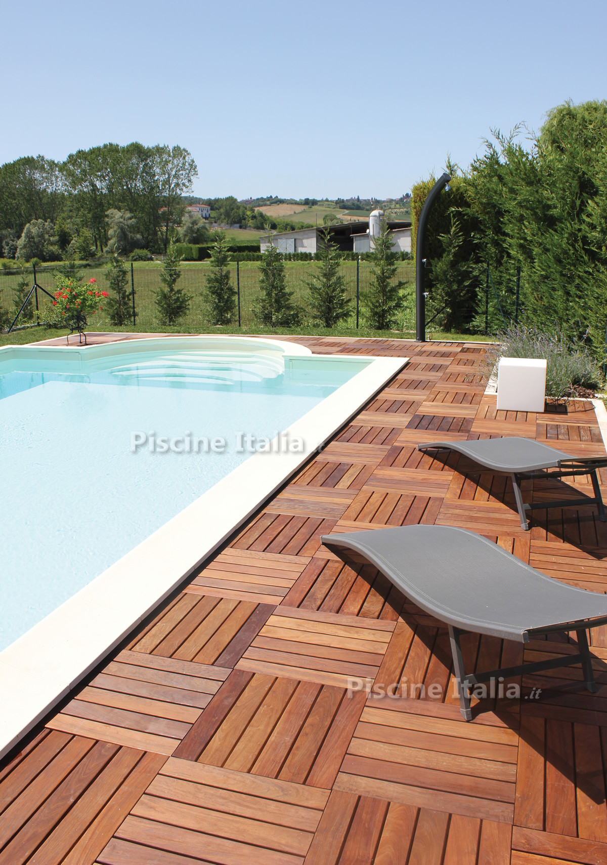 Piscine interrate in kit Futura - Immagine 7