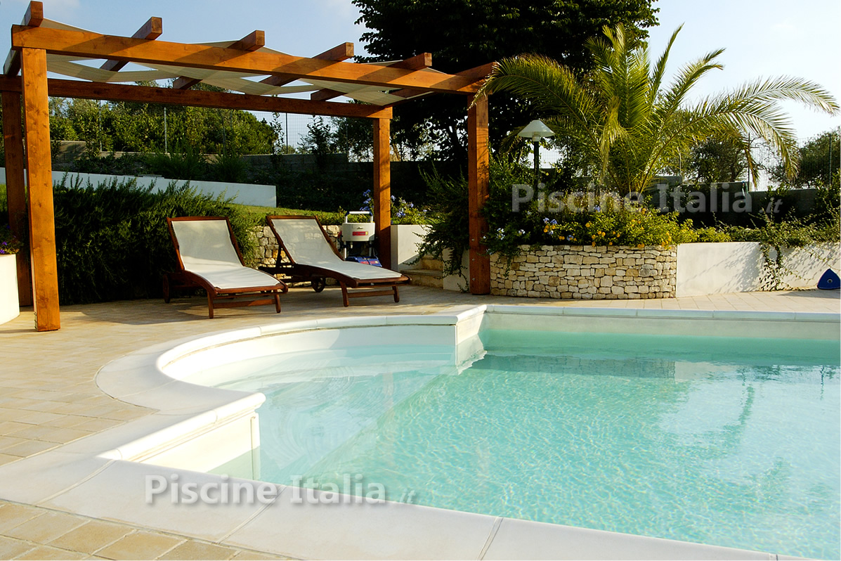 Piscine interrate in kit Futura - Immagine 9